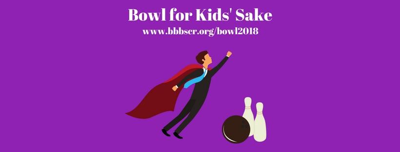 Bowl for Kids' Sake 2018 cover photo