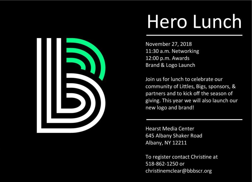 Hero invitation